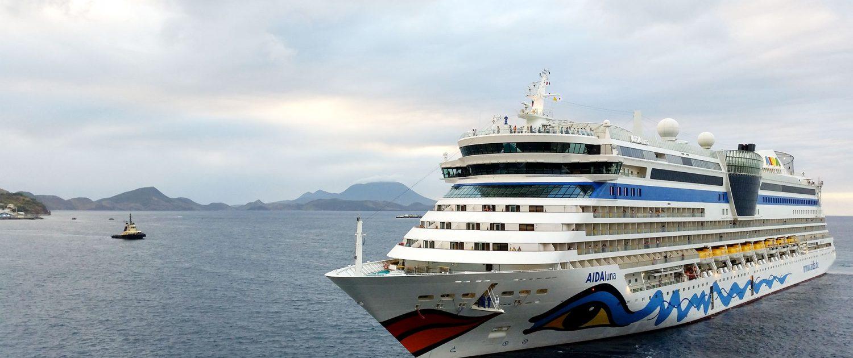 AIDAluna Kreuzfahrtschiff